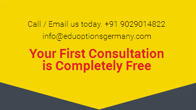 EDU Option Germany Contact Us Form