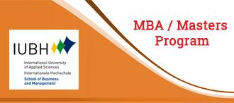 IUBH-MBA---Masters-Program