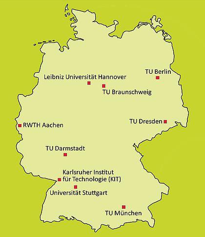 T9 Universities