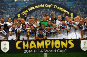 Study in Germany-German Football