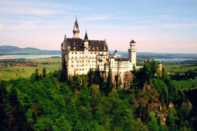 Study in Germany-neuschwanstein