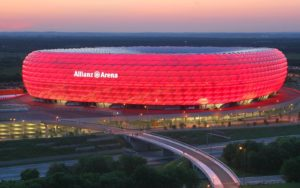 Study in Germany-Allianz Arena Munich