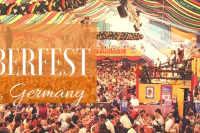 Study in Germany- Oktoberfest