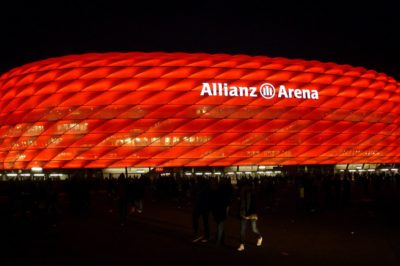 Study in Germany-Allianz Arena