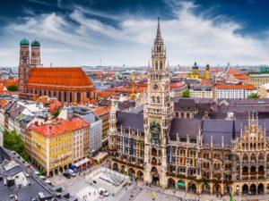 Study in Germany-munich-alamy