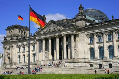 Study in Germany-Reichstag