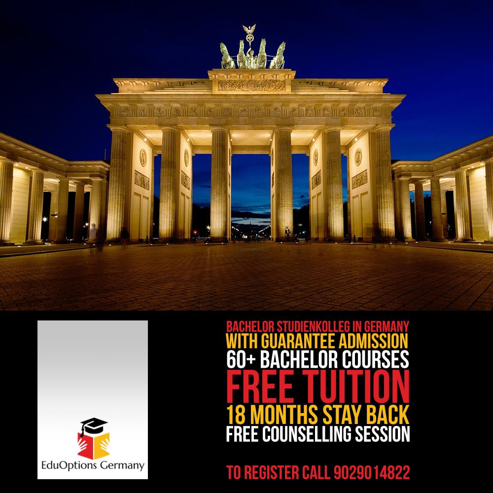 Studienkolleg in Germany- EduOptions Germany